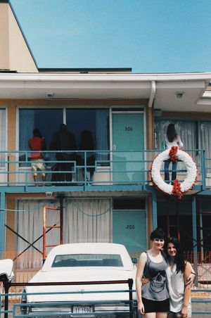 Lorraine Motel Martin Luther King