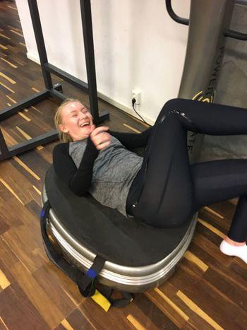 Gym is lajvet
