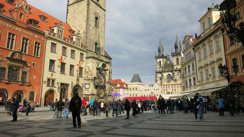 Peaha Prague Czech Republic Staroměstské Náměstí Sightseeing Place Square Travel Traveling Travelling Travel Photography староместская площадь Прага чехия площадь достопримечательность путешествие фото из путешествий