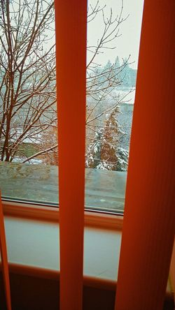 Window Indoors  Day No People Close-up Sky Nature Multi Colored Snow Day Winter Snow ❄ Snowing Colour Of Life Colors Snowing Cold Temperature Snow Winter Winter 2017 Winter Time Colorful Snow ❄ Beauty In Nature Nature Photography Season
