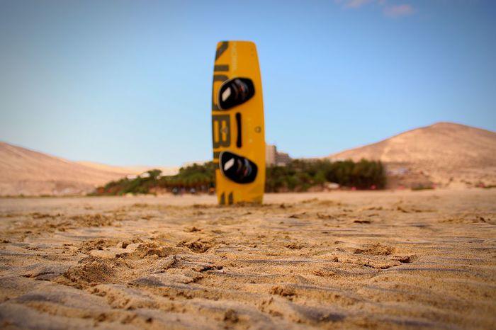 Fuerteventura Costa Calma Kitesurfing Landscape Kiteboard Amazing Beach Sport Time Mountain Clear Sky sunset #sun #clouds #skylovers #sky #nature #beautifulinnature #naturalbeauty photography landscape Sunny Day