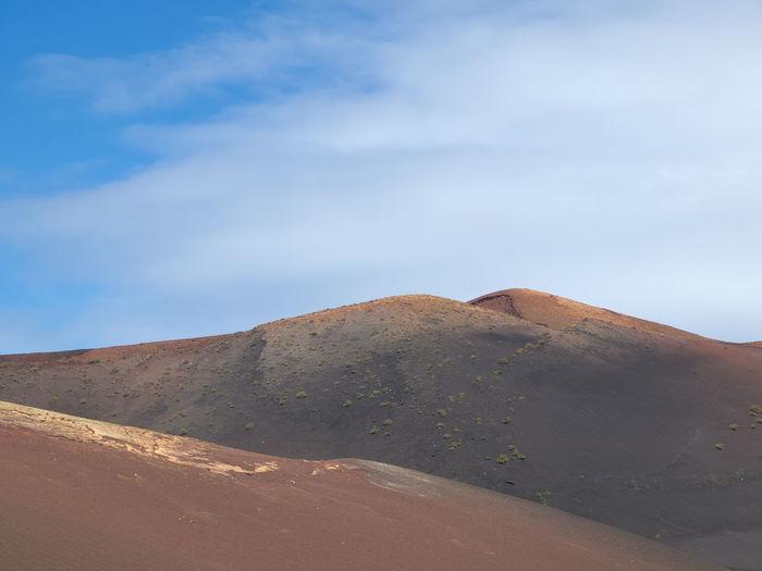 The spanish island of lanzarote