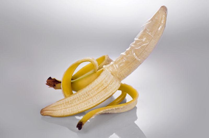 Banana wearing