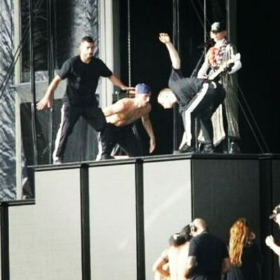 Madonna Mdnatour2012 Telaviv Israel
