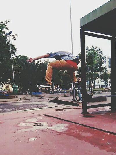 Skatelife That's Me Só Agradece Ss Skate Skateboarding Euskatesp Photography EyeEmBrasil