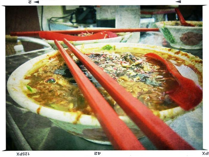 laksa-georgetown-penang-malaysia Noodles
