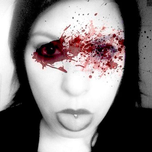 Friday mood Dark Edit Vampires And Werewolves Darkness OpenEdit Dark Portrait NEM Self