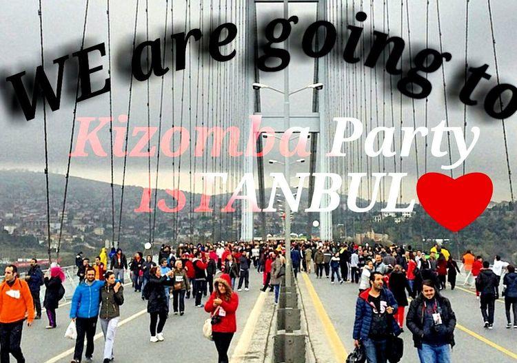 Everyday Joy Kizomba Istanbul - Bosphorus Istanbul #bogaz Istanbullovers ıstanbul Istanbuldayasam Dance Party Motivated Enjoying Life