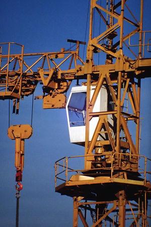 Business Construction Construction Crane Development No People Outdoors
