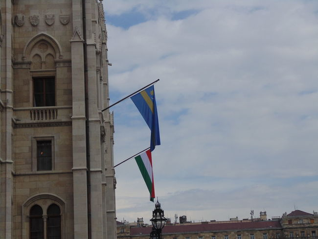 Architecture Capital Cities  Culture Flag Hungary Parliament Building Szekely Tourism