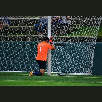 Oracion @_jayps ⚽ ⚽ ⚽ . . . UAAP Uaap77 Uaapseason77 ADMUvsUP sbspotlight ateneomft obf amdg soccerbible football bootspotting themanansala goalkeeper
