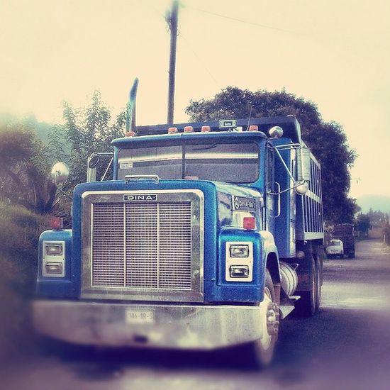 Camion Dina Retro Vintage blue azul truck igers instagramers ihub instamood instagood instahub picoftheday photooftheday fotodeldia bestpicoftheday gramermex mextagram iphoneonly iphonesia iphone4s igersmania mexico lalojm1 2012
