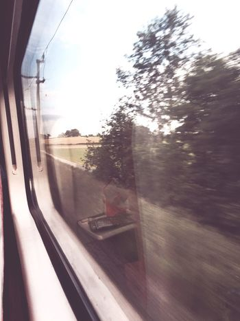 Smooth train travel. Train Trains Traveling Travel Travelling Travel Photography Trainphotography