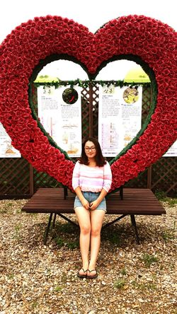 Taking Photos Walking Drive Traveling So Hot!! Girl That's Me Happy :) Summer At Ilsan  Heart ❤ Feeling Fat Glass