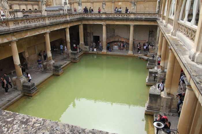 Adult Adults Only Crowd Day Large Group Of People Men Outdoors People Roman Romanbaths Tourist Travel Travel Destinations Vacations Women