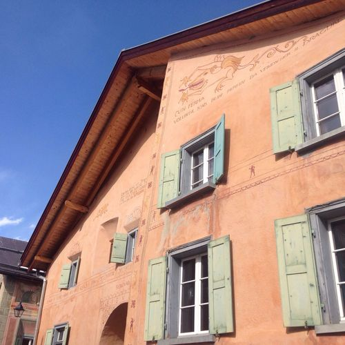 House Blue Sky