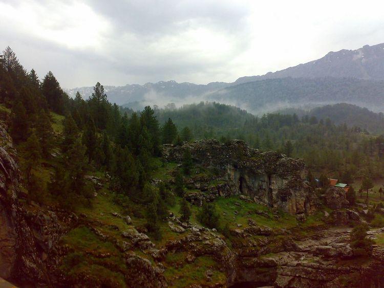 The 3rd largest cave of the world. Tinaztepe Mağaraları Seydişehir Konya Pine Tree Nature Cloud - Sky Mountain No People