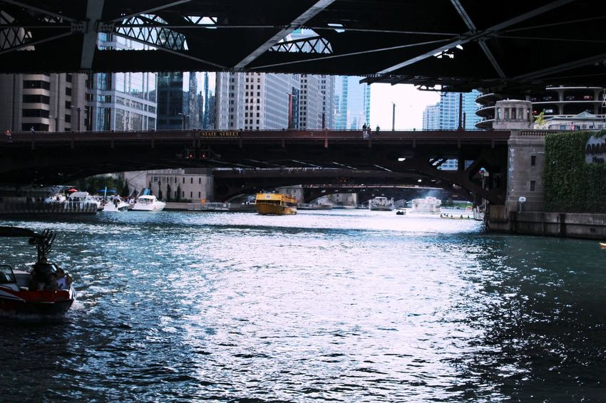 Chicago River Chicago Route 66 America Www.joshbaileyphotography.weebly.com Travel Photography