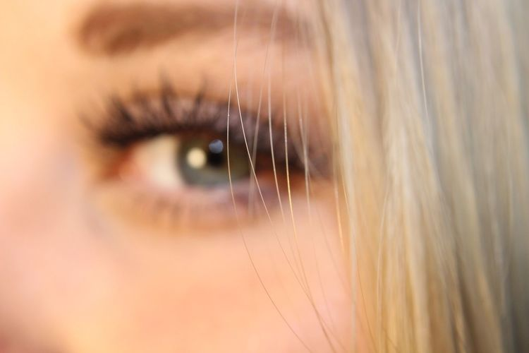 Blond Hair Hair