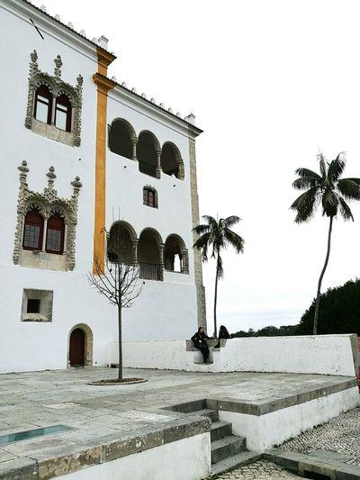 Exterior do Palácio Nacional de Sintra Palacio Nacional De Sintra Sintra (Portugal)
