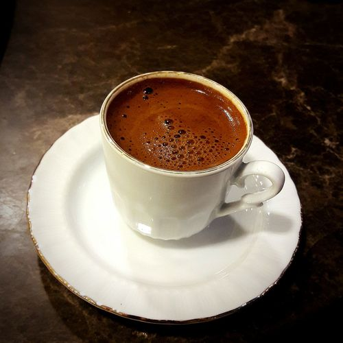 Turkish Coffee ✌