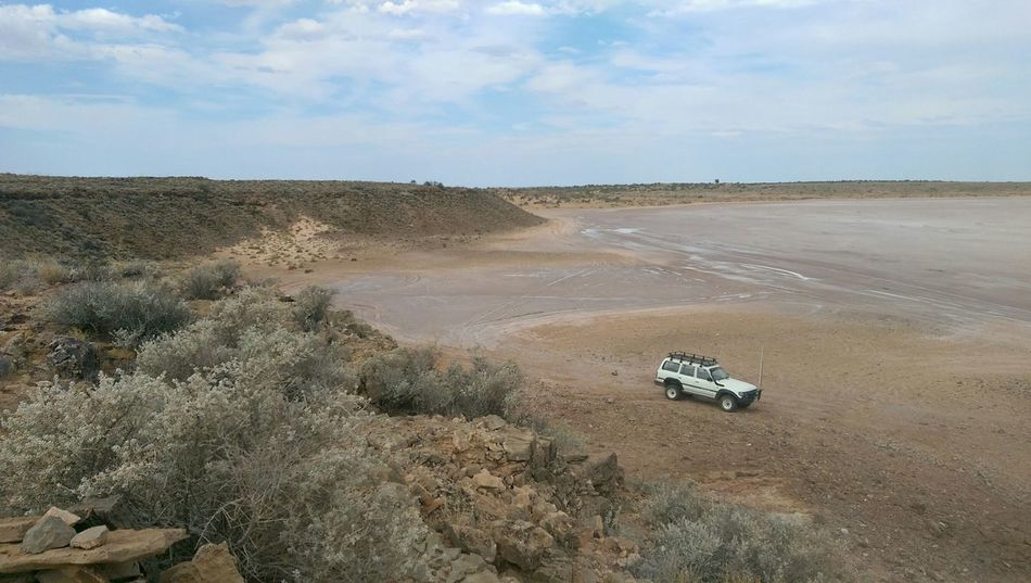 Vantage point 80series Toyota Landcruiser Laketorrens Htconem8 Messing Around 4x4ing