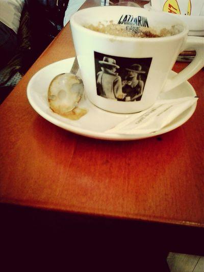 caffe ad ogni evento! :))
