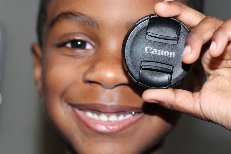 Advertisement Advertising Photography African American Boy Canon Canonphotography Childhood Close-up Cutiepie Holding Real People