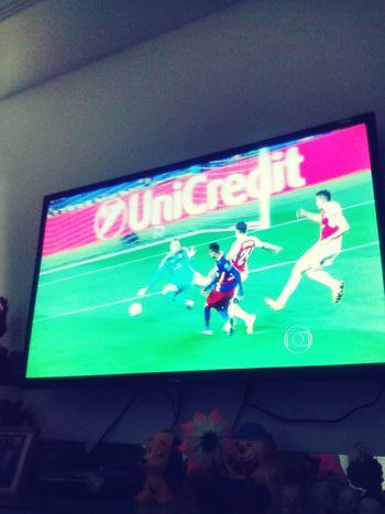 1x0 uhuuuu Barcelonafc Neymar Jr