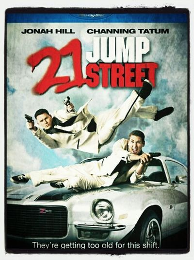 Watching this hilarious movie 21 Jump Street funny af