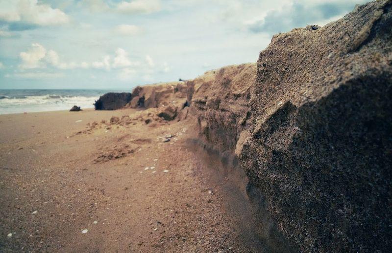 The Pagatan Beach Sand Kalsel Nature Landscapes Landscape Beach Pagatanbeach Pagatan TanahBumbu Sea Beach Water Sand Sand Dune Sky
