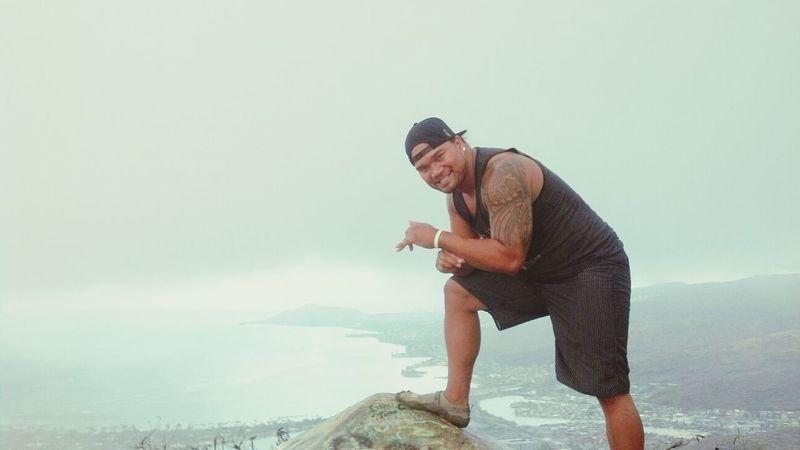 CHEE!! UsomotioN Shaka Live Aloha Koko Head Trail