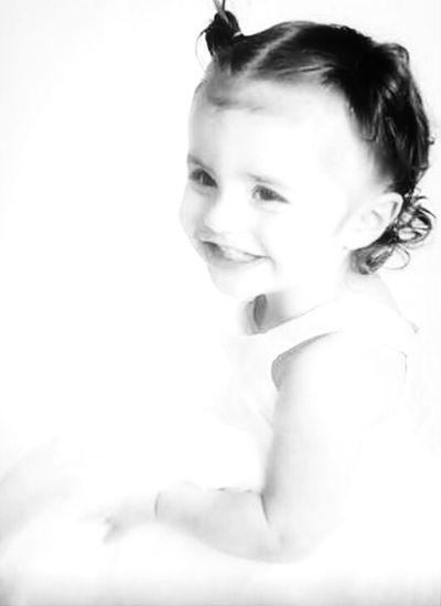 EyeEm Best Shots - Black + White Liyah My Granddaughter