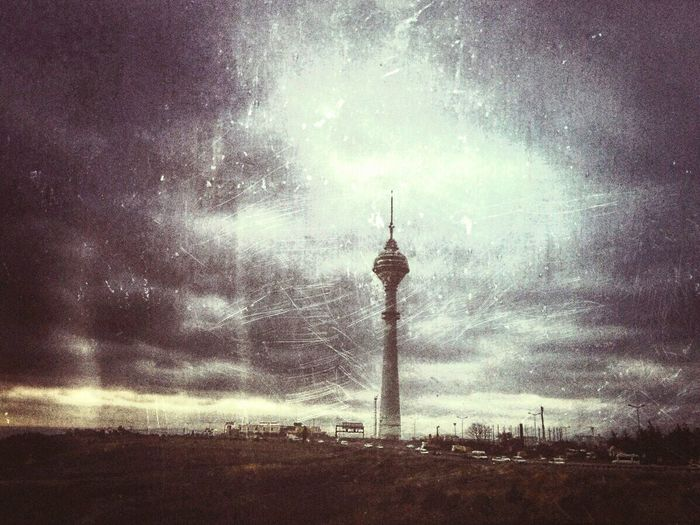 Home Is Where The Art Is Istanbul Radiotower BUYUKCEKMECE