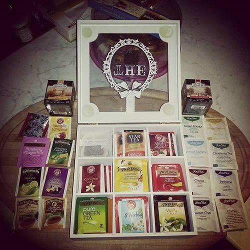 The 💟☕ Teatime Relax Teabags Twinings Teekanne Startea Yogitea SirWinstonTea Pompadour Nestea Ahmadtea