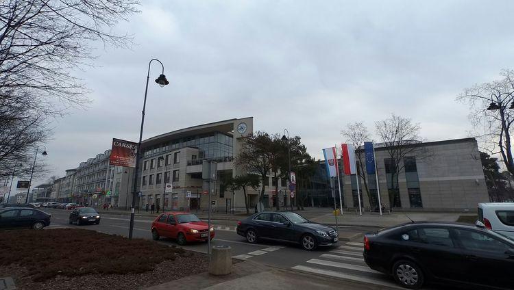 Legionowo Poland Cityhall Endipl