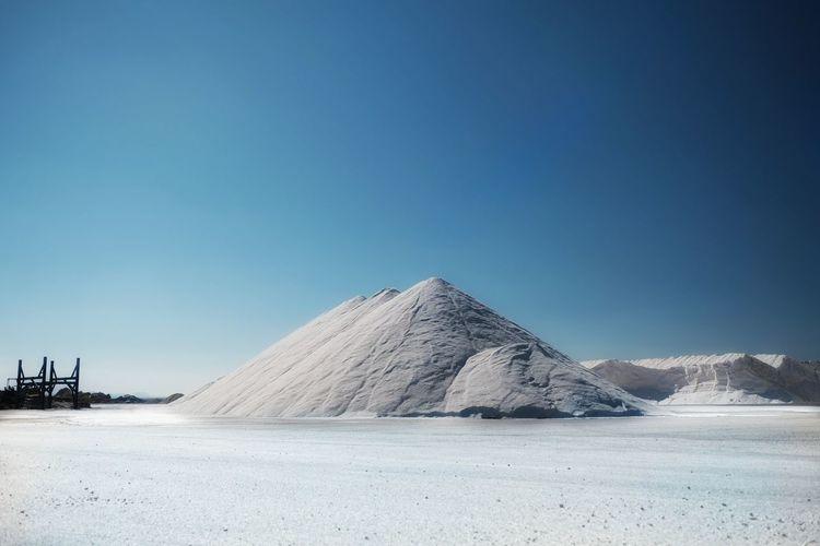 salt Salt Montimu Xpro2 Water Mountain Salt - Mineral Natural Landmark Sandstone