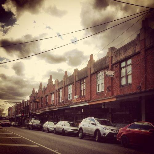 Old Shops Duatone