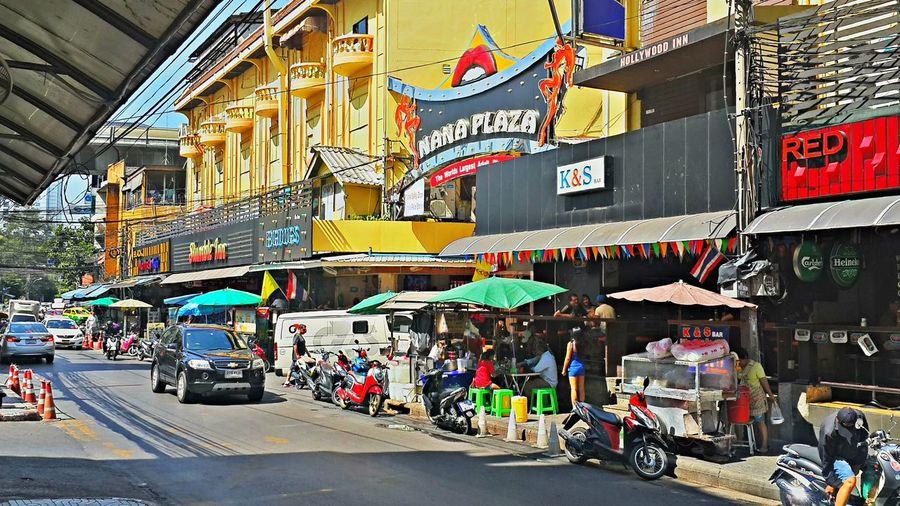 Sukhumvit Soi 4,Bangkok Bangkok Bars And Restaurants City City Life Lifestyles Soi 4 Store Street Thailand