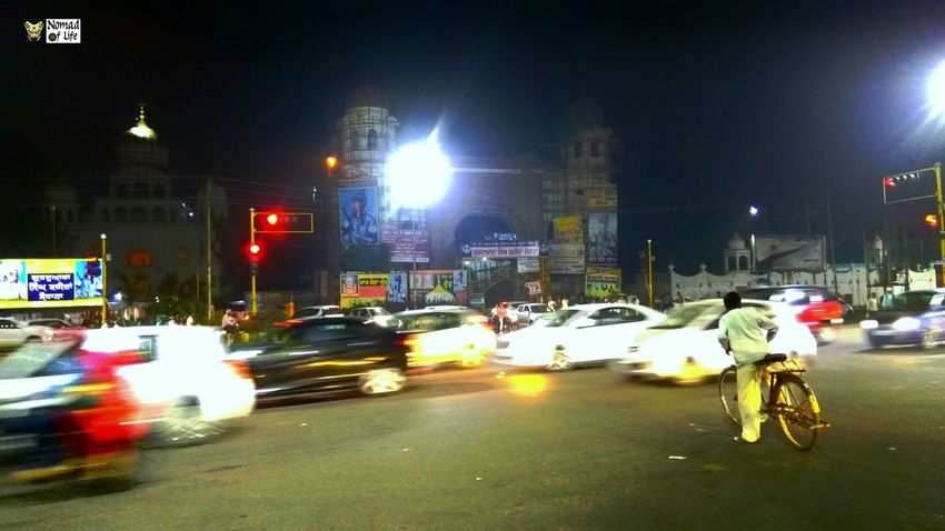 Getting ready to tackle the chaos called Indian traffic 🇮🇳 Night Illuminated Car Outdoors City No People Outdoor Photography Wanderlust Adult Men People Architecture Traveldiary2017 Tansportation Large Group Of People Blurred Motion Photographing Photography In Motion Life Nightlife Eyeemphotography Travelgrams Photography Green Color Transportation