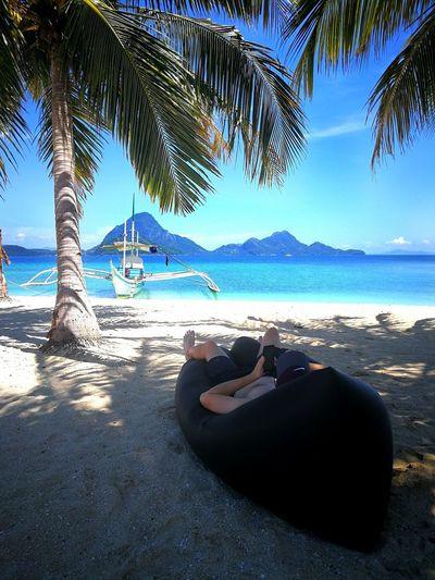 Beach Island Sand Sea Vacation
