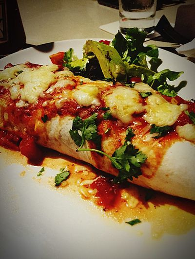 Food Porn Awards Dinner Hungry Dar Es Salaam Tanzania Enchiladas