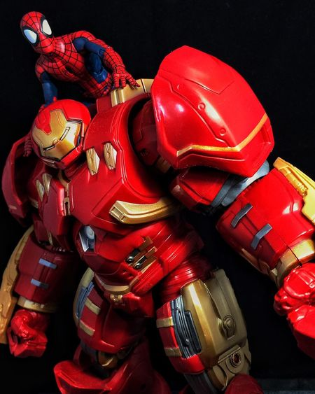 Enemies In Sight Ata_dreadnoughts Marvellegends Socaltoycrew Ironman TOYHOMIES4LIFE Spiderman
