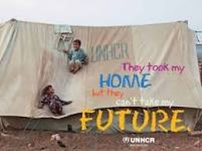 World Refugee Day - UNHCR 20 June Hello World Check It Out Humanitarian Organization Work