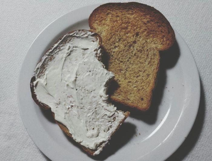 I wake up for breakfast Good Morning! Breakfast Toast