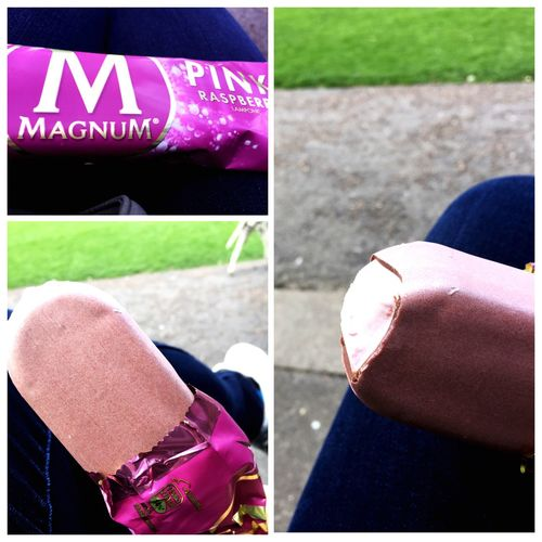 Magnumpink Magnum Rasberryflavor Pink