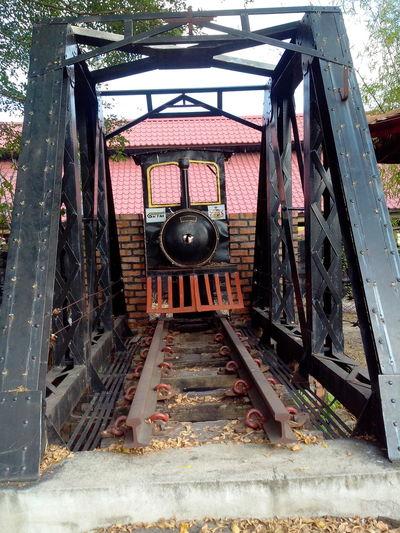 chooo...chooo...get away,the train is otw!