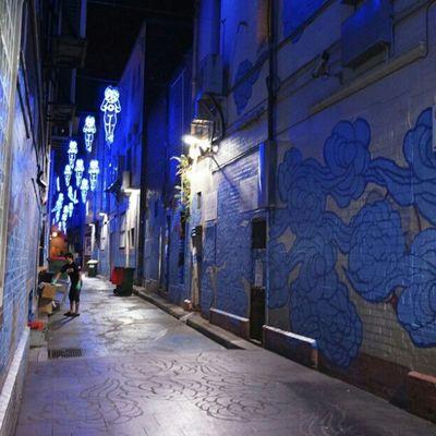 Sony Nex Nex5n Skopar 21mm sydney sydneycbd chinatown night