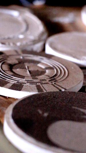 Empoeirado Antique Destruction Detalhe Velho Antigo Close-up Poeira Sujo