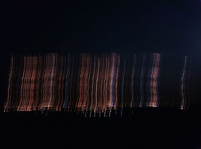 even Lights of Suburbia wanna become a Stars No People Black Background Motion Night Close-up Sky Outdoors Pixelated